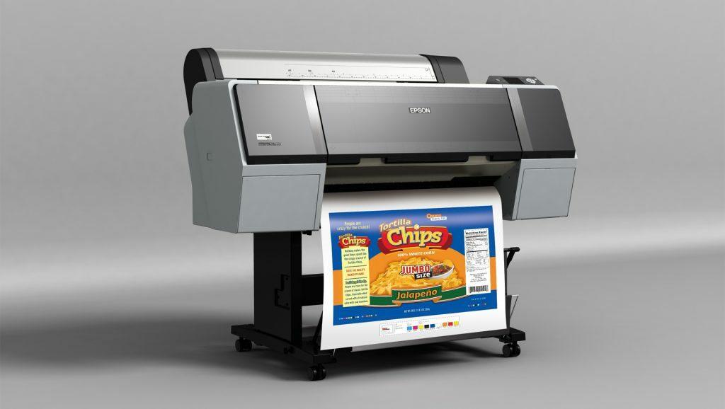 Impresora Epson Stylus Pro WT-7900