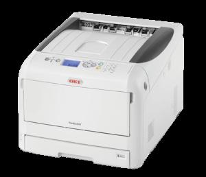 Impresora Oki_pro8432wt