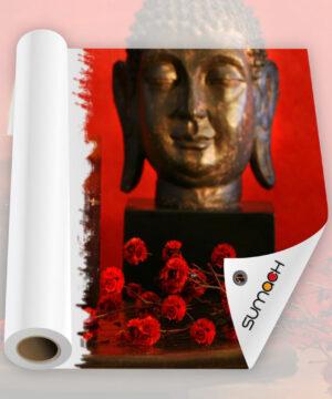 Lona mate 510 gr para banners | rollups | rotulos