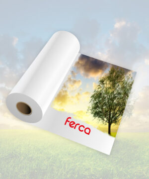 Papel fotográfico ecosolvente satín Ferca