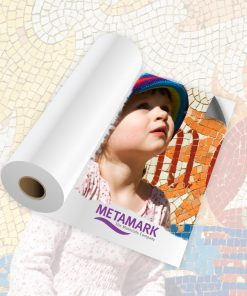 Vinilo polimérico Metamark MD5B 100 trasera gris
