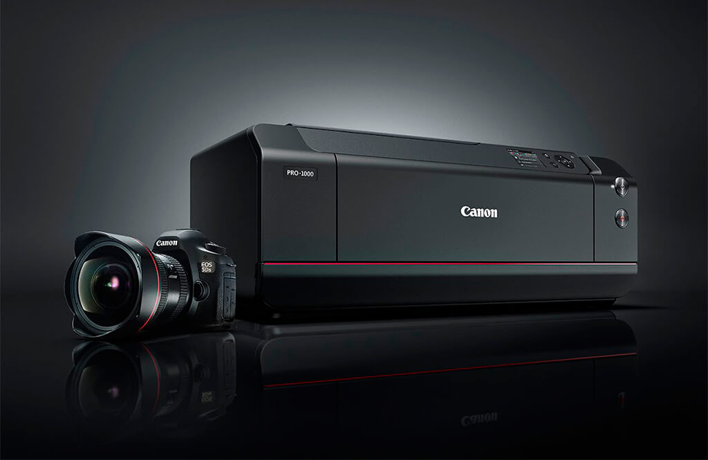 Canon Imageprograf Pro1000 Series