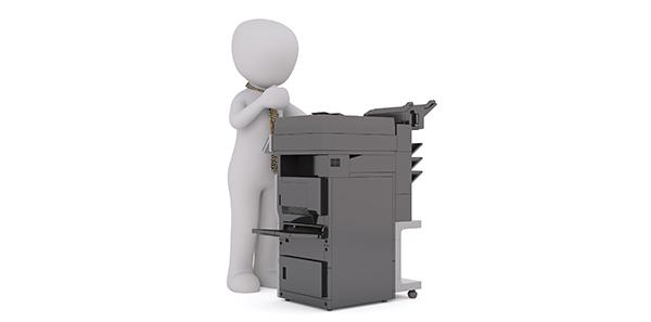 Las impresoras y su cantidad de impresión