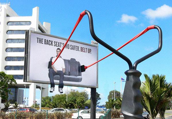 publicidad urbana y su impacto