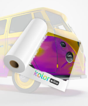 Papel premium mate adhesivo alta resolución 140 gr