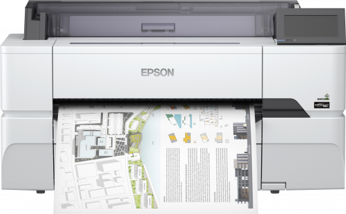 Impresora Epson SureColor SC T-3400N