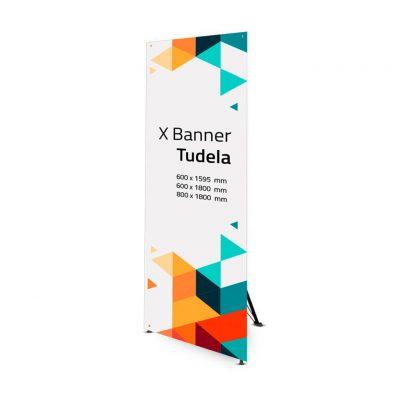 X banner tudela