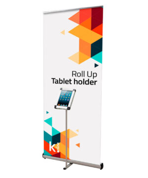 Roll Up Tablet Holder
