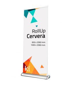 Rollup Banner Cervera01
