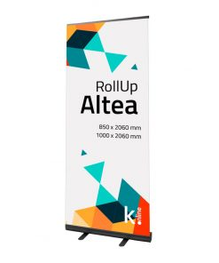 Banner Roll Up Altea