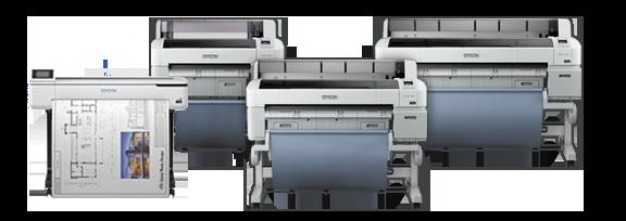 Epson SureColor SC T Series