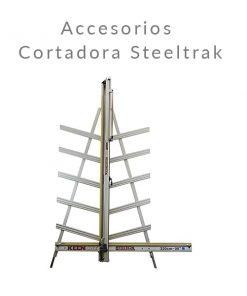 Accesorios Cortadora vertical steeltrak