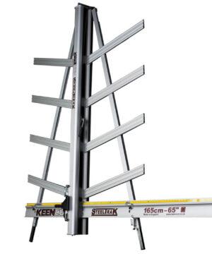Cortadora vertical Keencut Steeltrak 165
