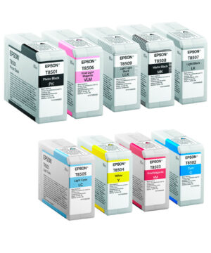 Cartucho Epson P800 de 80 ml
