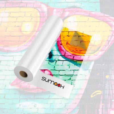 Laminado Frío Mate Sumach Premium protección UV 80mc de 1600mm
