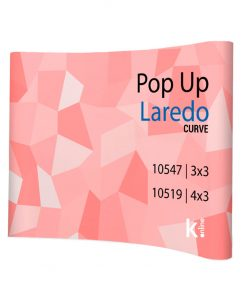 Pop Up Magnetic laredo curve 01