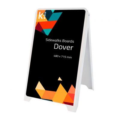 Caballete publicitario Dover01