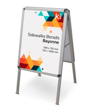 Caballete Publicitario Bayonne01