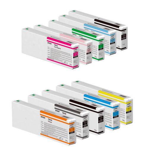cartuchos de Tinta-epson-P8000