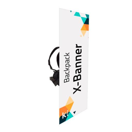 X Banner Backpack