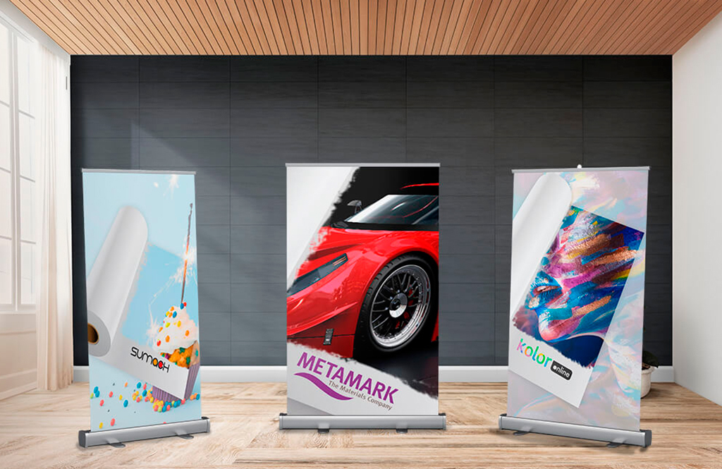 Roll up Banners económicos
