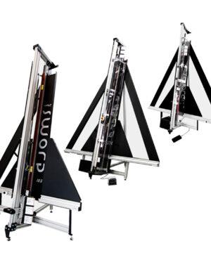 Cortadoras verticales Sword