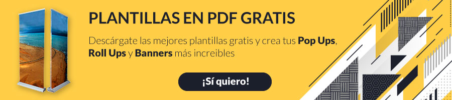 Descargar plantilla Roll Up, Banner y Pop Up