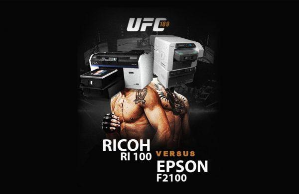 ricoh ri 100 vs epson f2100