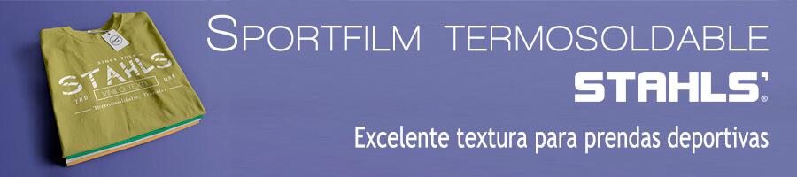 Vinilo textil termosoldable