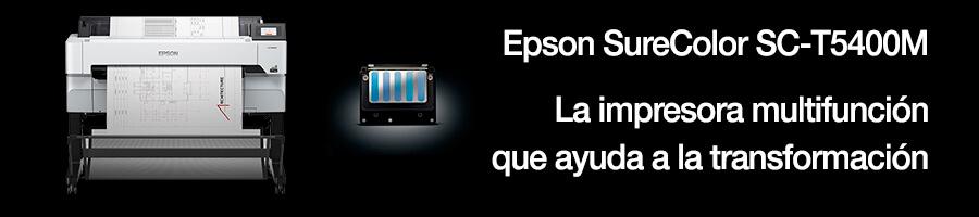 Banner-Impresora-Epson-SureColor-SC-T5400M