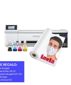 Pack Epson F500 lacla