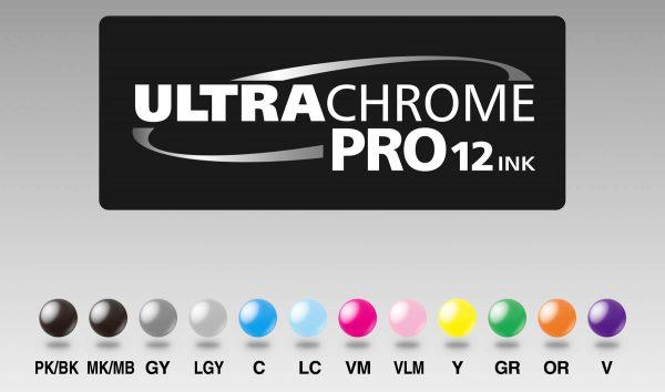 Tinta UltraChrome Pro12