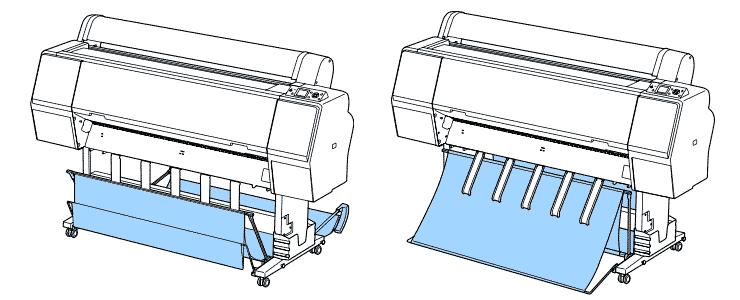 Recojedor de Epson P7000 y P9000