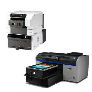 Impresora textil DTG