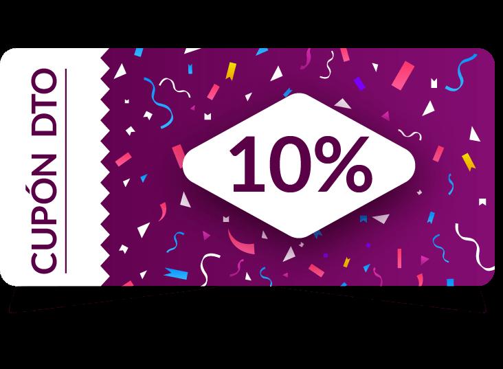 10% DTO en Material de Impresión
