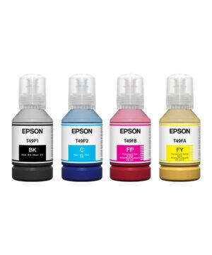 Tintas epson surecolor SC-F500 y F501