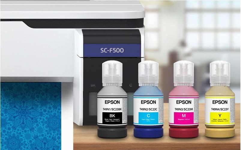 tintas epson F500