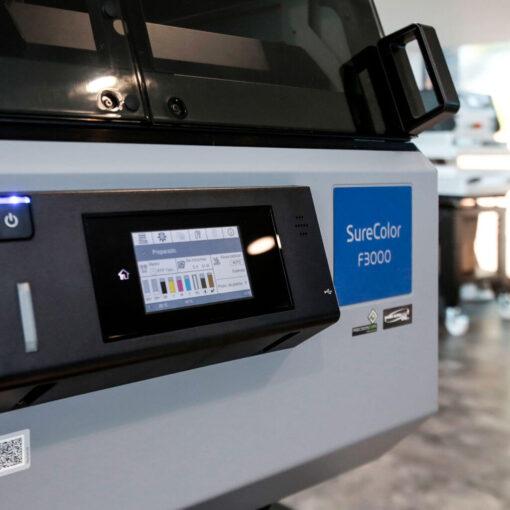 Impresora F3000