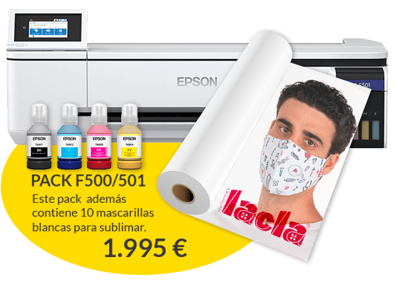 Pack F500/F501