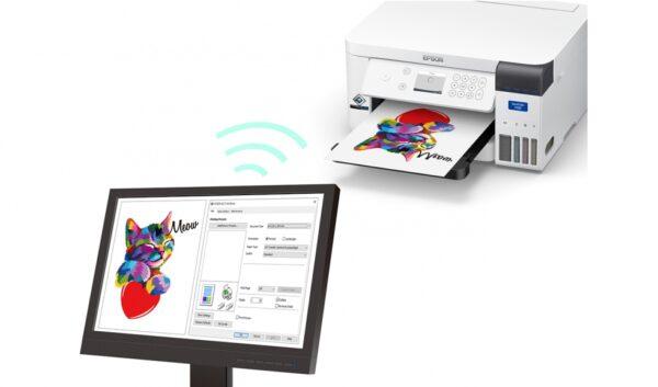 Impresora Epson SureColor F100 wifi