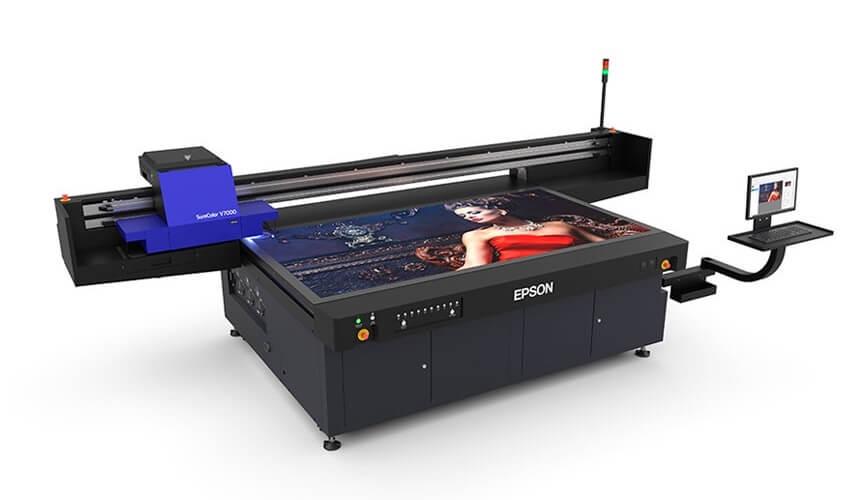Impresora Epson SC V-7000