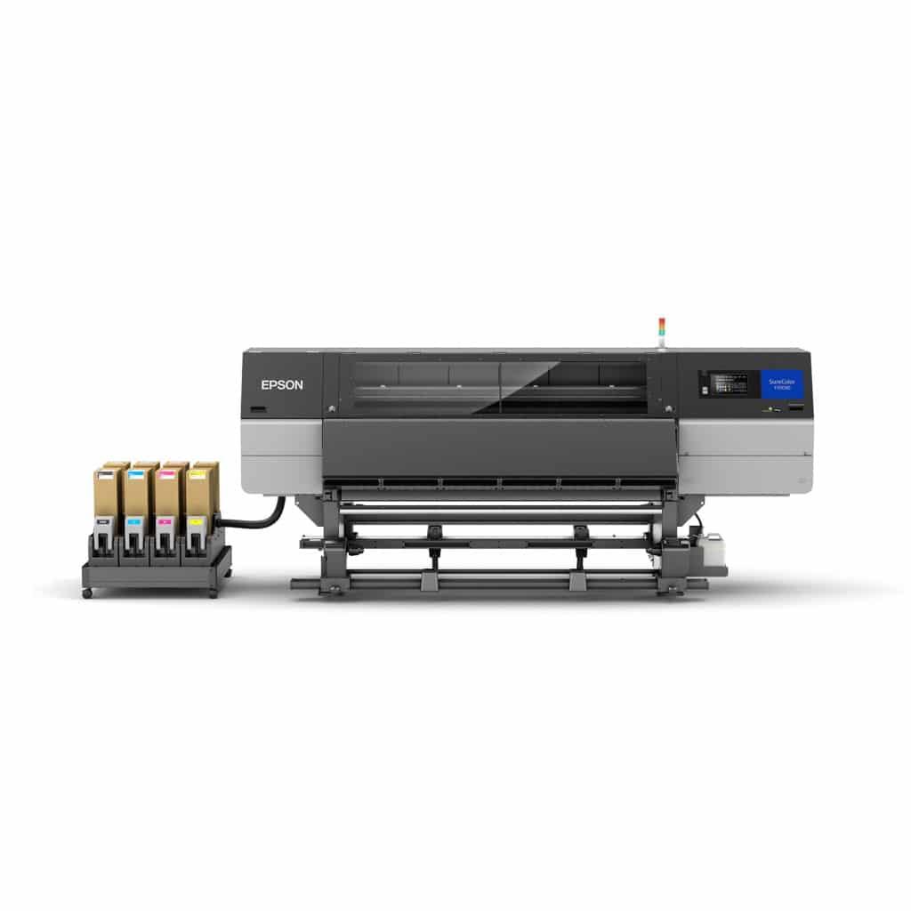 La nueva Epson SureColor SC F10000, la impresora de sublimación de tinta