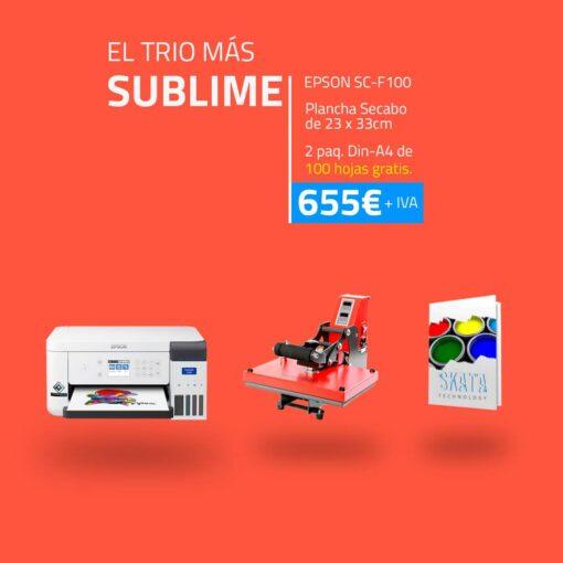 Pack Sublimación SC-F100